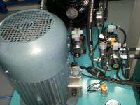 Masina de imbinat si sertizat - BENEFICIAR – FLEXITECH DO BRASIL