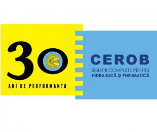 30 ani de performanta - CEROB Solutii complete pentru hidraulica si pneumatica
